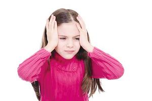 兒童也會偏頭痛 提醒父母要關注