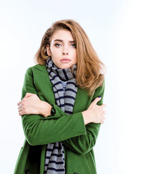 荷蘭研究:天冷減肥新招 越冷越燃脂