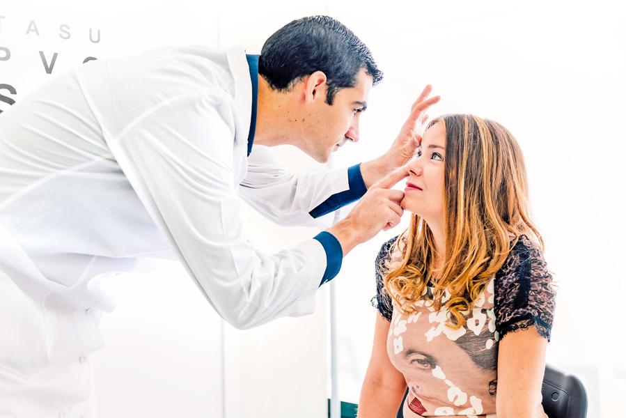 假期眼科症候群 小心出現紅眼、乾眼、眼挑針