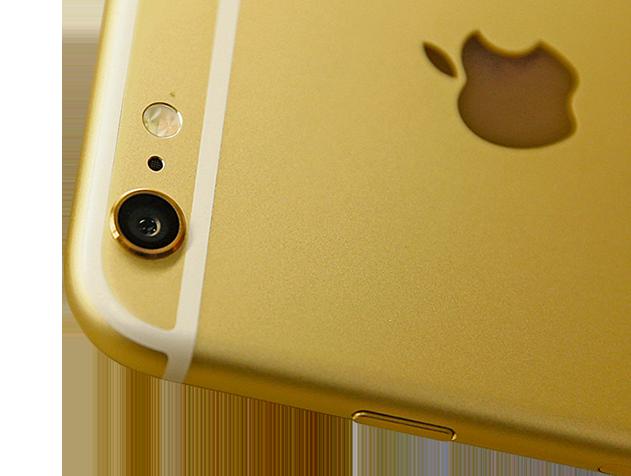 對於挑剔的高科技「發燒友」,照相機鏡頭的「凸起」總是一個破壞「完美」的存在。(Getty Images)