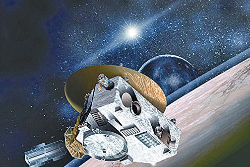 新視野號探索「天涯海角」或揭示太陽系起源奧秘