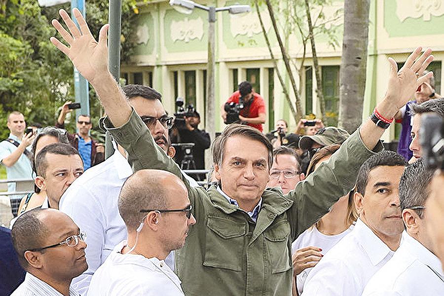 巴西換新總統 華為捲入前總統醜聞