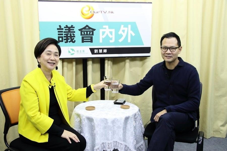 郭榮鏗指美關注北京破壞一國兩制
