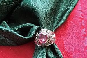 卡加利男子重獲20年前丟失戒指