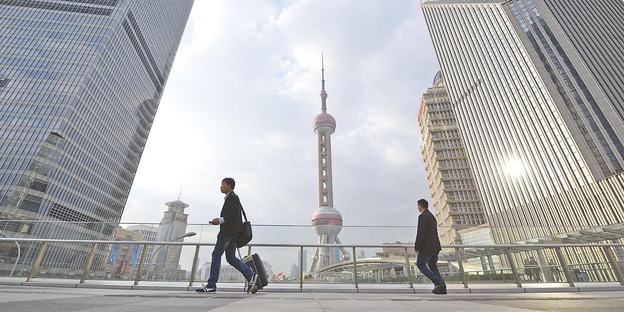 2019年中國經濟,恐將遭遇多方面壓力夾擊,前景難以樂觀。(AFP/Getty Images)