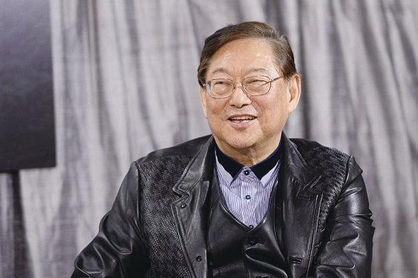 香港電影工作者總會永遠榮譽會長吳思遠。(宋碧龍/大紀元)