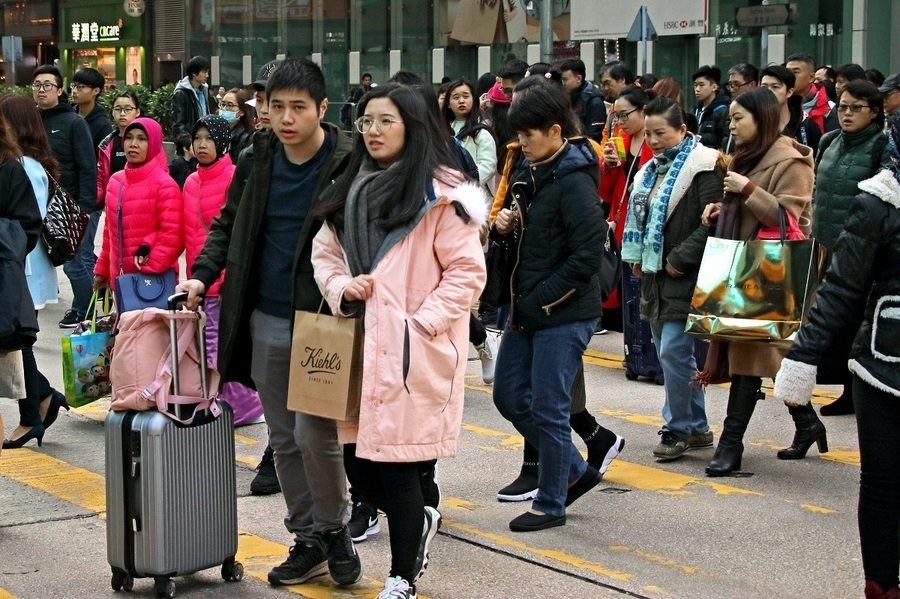 香港2021年舉行人口普查 可用手機答問卷