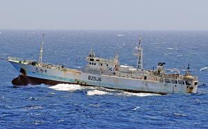 中國漁船四處掠奪加速生物滅絕