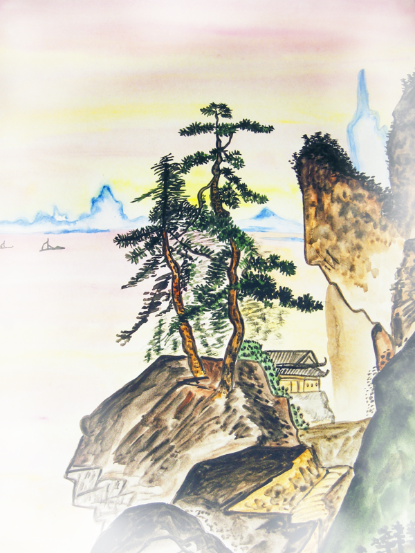 【傳奇小說】徐霞客怪石叢中的歷險(六)