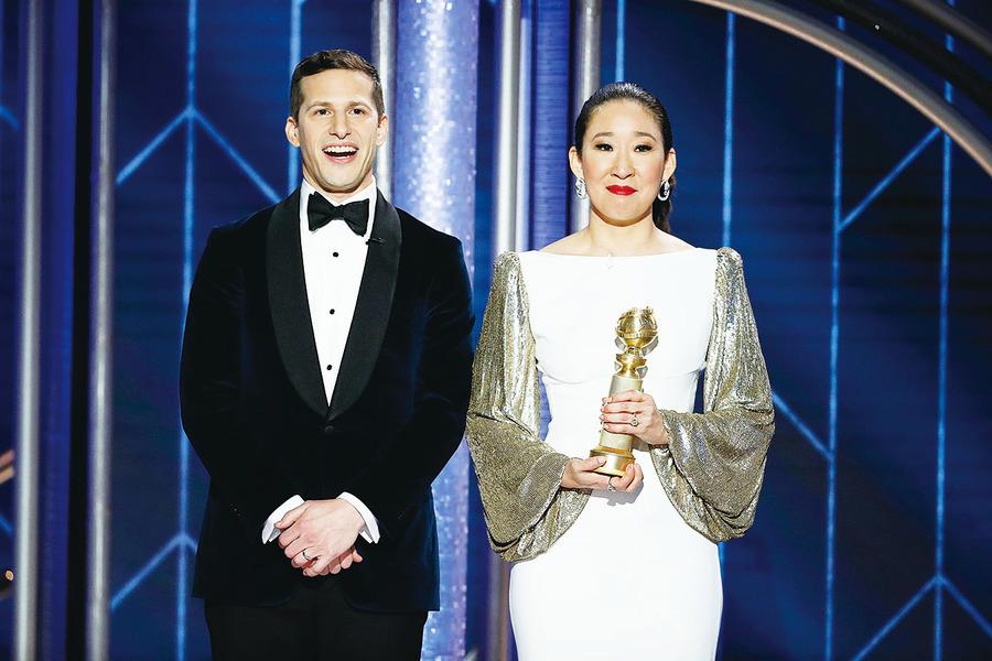 第76屆金球獎 吳珊卓與格蓮高絲榮獲最佳女主角