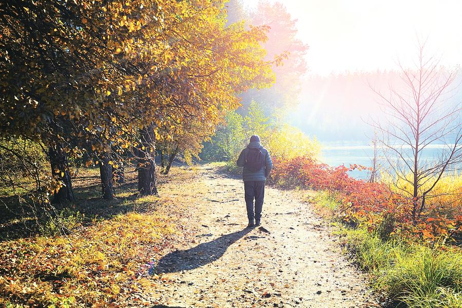 心靈陽光 :  原諒是人生最大的福氣