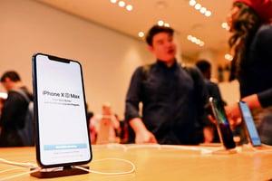 iPhone佔據「高端」難以撼動