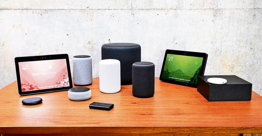 智能音箱在2018年 跨越市場里程碑