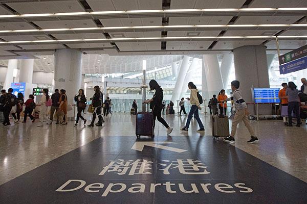高鐵西九龍站發生「跨境非禮案」,受害的月台女助理卻被警方要求向大陸公安報案。(Getty Images)