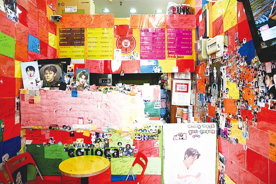 尋韓流明星們經常光顧的餐廳