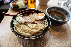 【米芝Gi周記】尖沙咀有名日本沾麵店