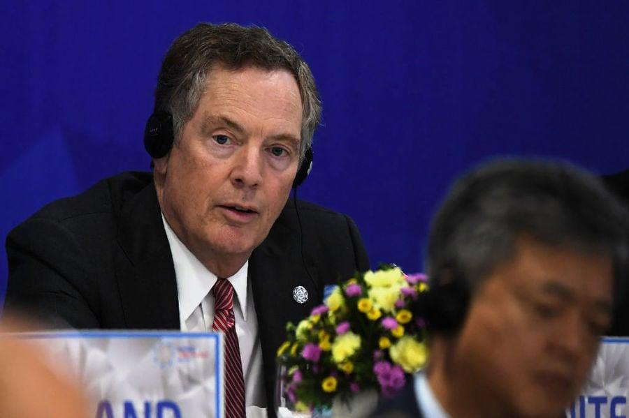 中美第五輪談判 傳雙方對棘手問題分歧更大