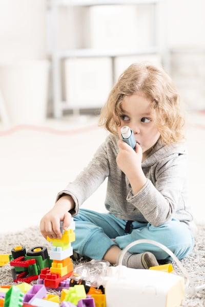 氣喘發作咳不停  中醫治療改善呼吸道的敏感度