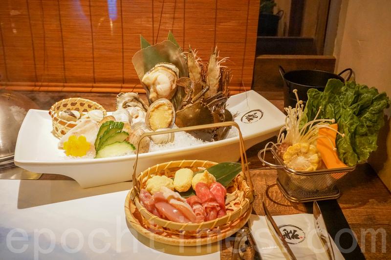 【米芝Gi周記】全港首間一人蒸氣海鮮火鍋