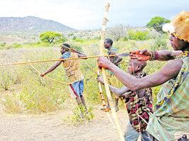 原始部落生活三天 身體發生神奇變化