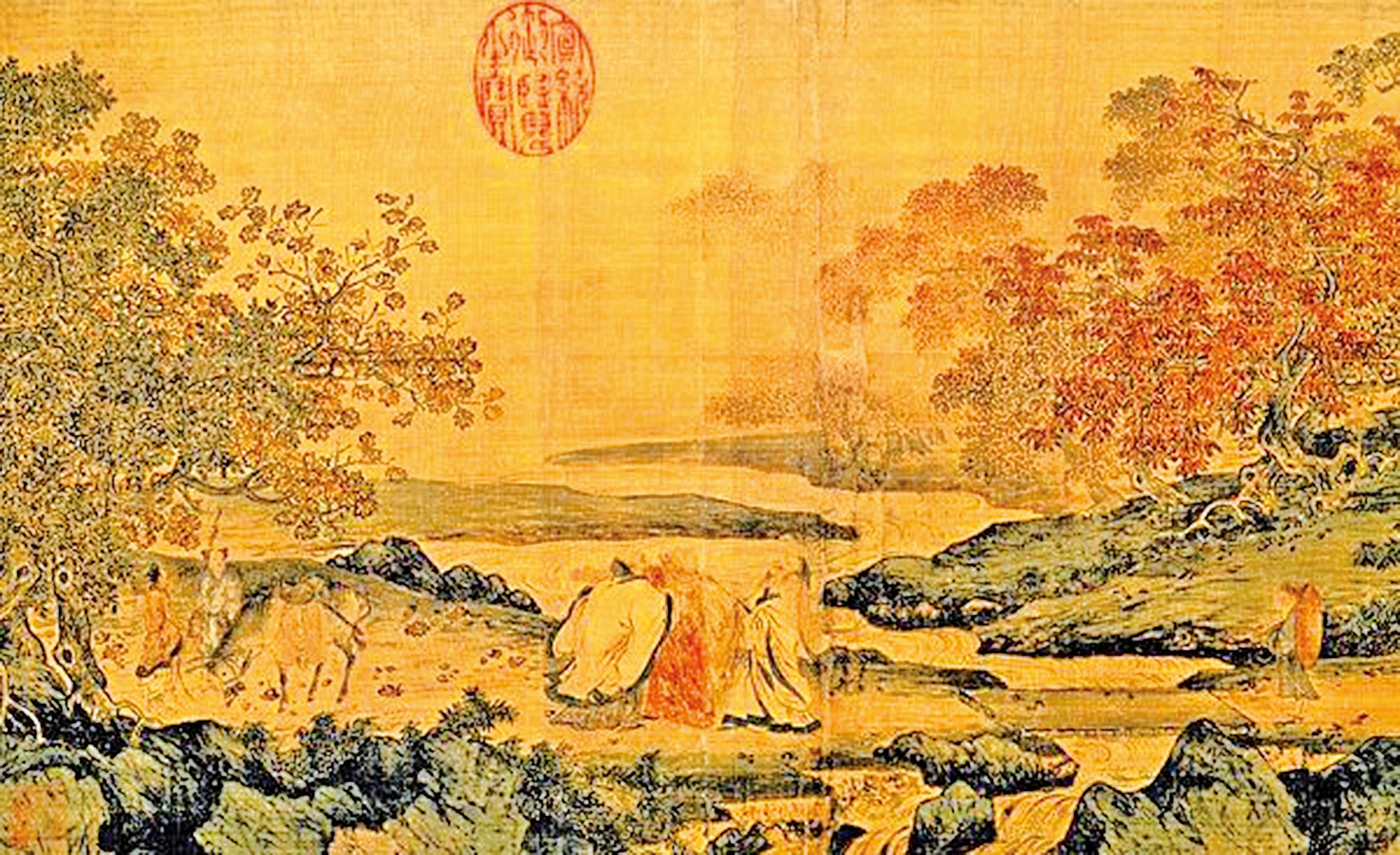 唐詩三十首巔峰之作,背下來會讓你思路大開(圖片:Wikimedia Commons)