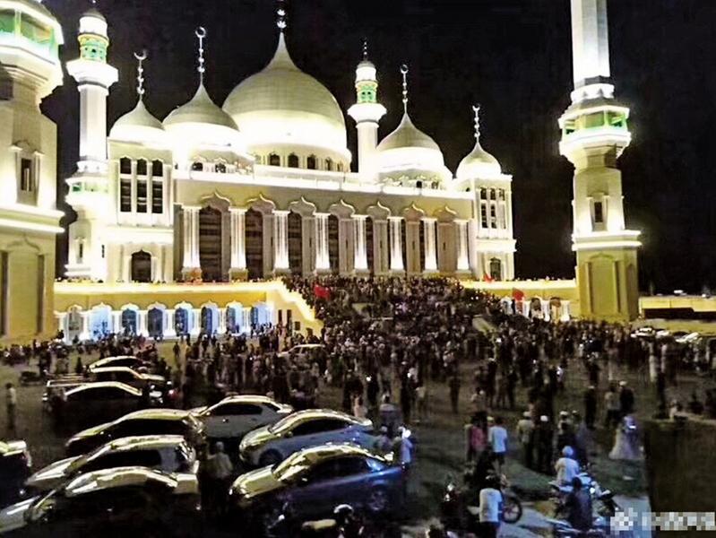 阿拉伯文化  在河北、海南遭中共打壓