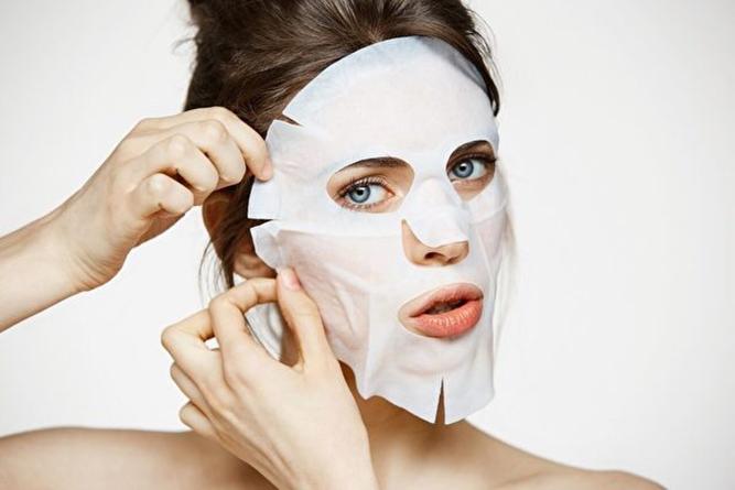 在2019國際消費類電子產品展覽會(CES)上,推出一款可根據每個人膚質、甚至是臉上各個區域膚質不同需要定製三維打印的面膜。(ShutterStock)