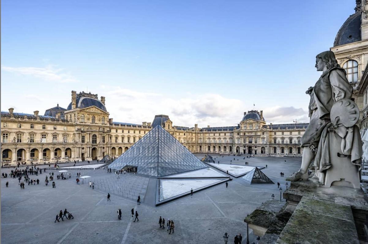 羅浮宮訪客量破千萬,彰顯博物館佼佼者的地位。(圖片/羅浮宮)
