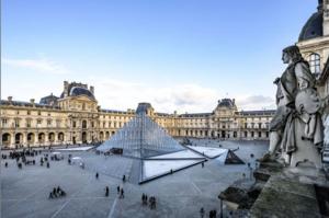 羅浮宮訪客破千萬 創全球博物館紀錄