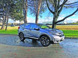遍佈全球 2018 Honda CR-V Touring