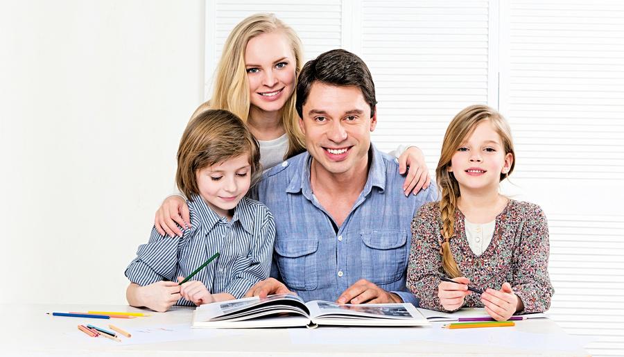 提升孩子自信的 三大態度