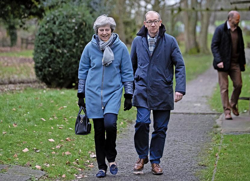 英首相警告否決將有大災難