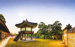 夜遊首爾系列一 月光下漫遊古宮 「昌德宮月光之旅」