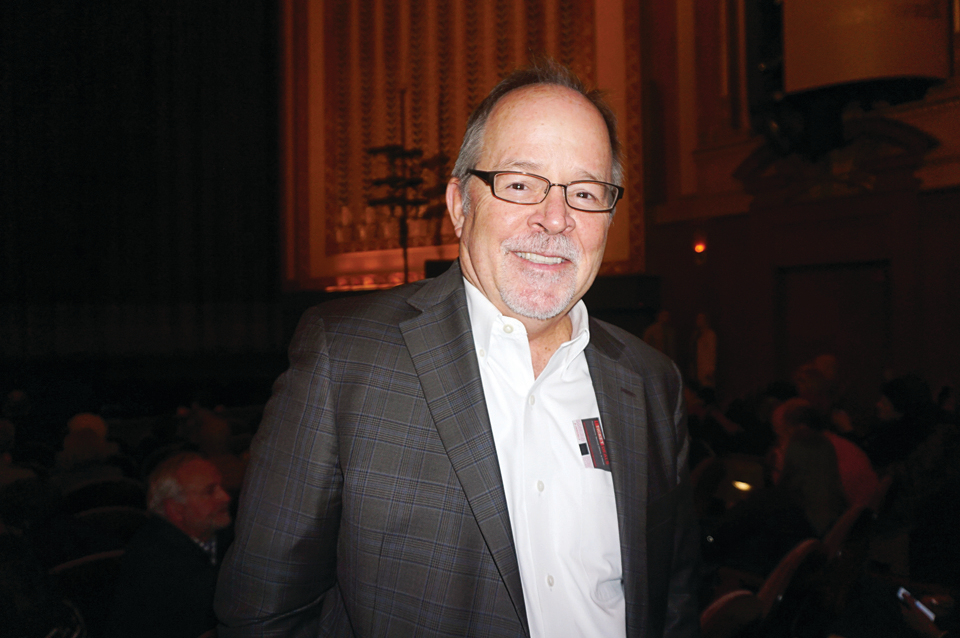 Advocate醫療網絡首席醫療官Jim Nevin。(唐明鏡/大紀元)