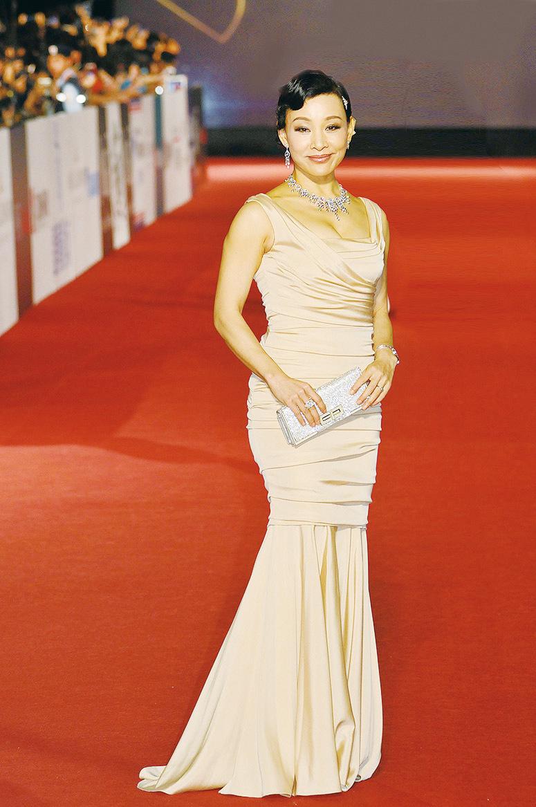 國際影星兼導演陳沖獲邀擔任本屆亞洲電影大獎評審主席。(資料圖片)