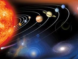 天文學家:地球與太陽正漸行漸遠