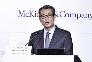 陸資撐起香港私募基金 規模亞洲第二