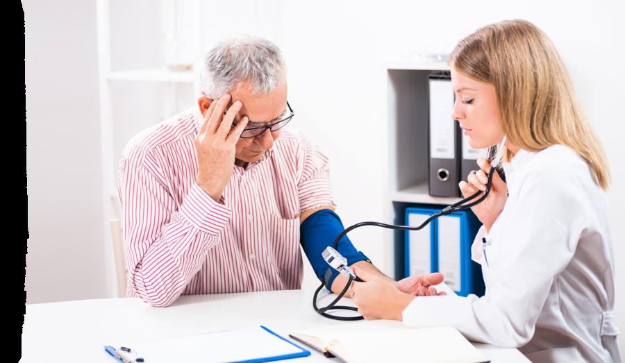 治療高血壓 預防腦中風