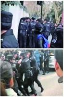 六百多名草根難友杭州上訪   遭特警暴力打壓