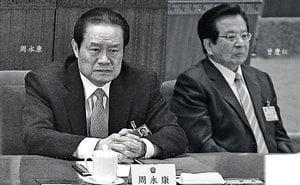 曾慶紅與周永康家族 共享兩大經濟利益
