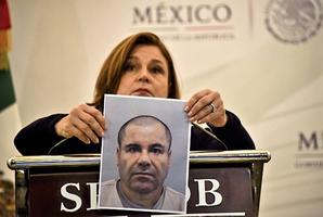 毒梟親信指證:賄賂墨西哥前總統一億美元