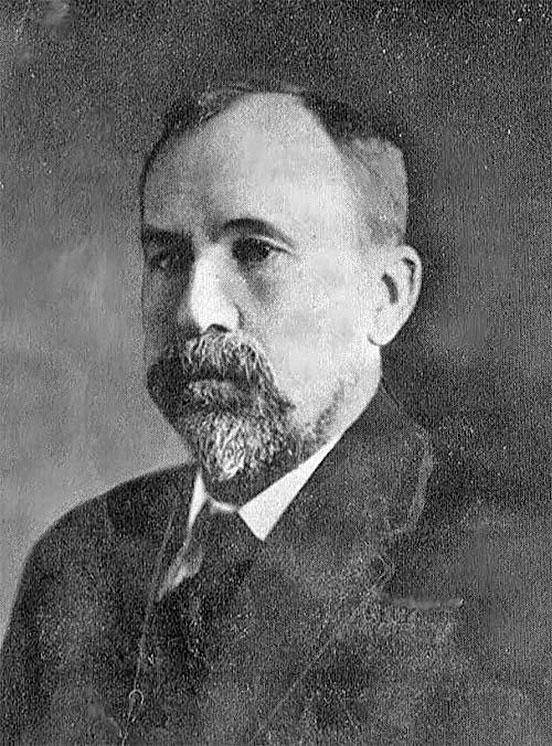 哥倫比亞大學前倫理學和邏輯學教授詹姆斯希斯洛普博士(Dr. James H. Hyslop)。(資料圖片)
