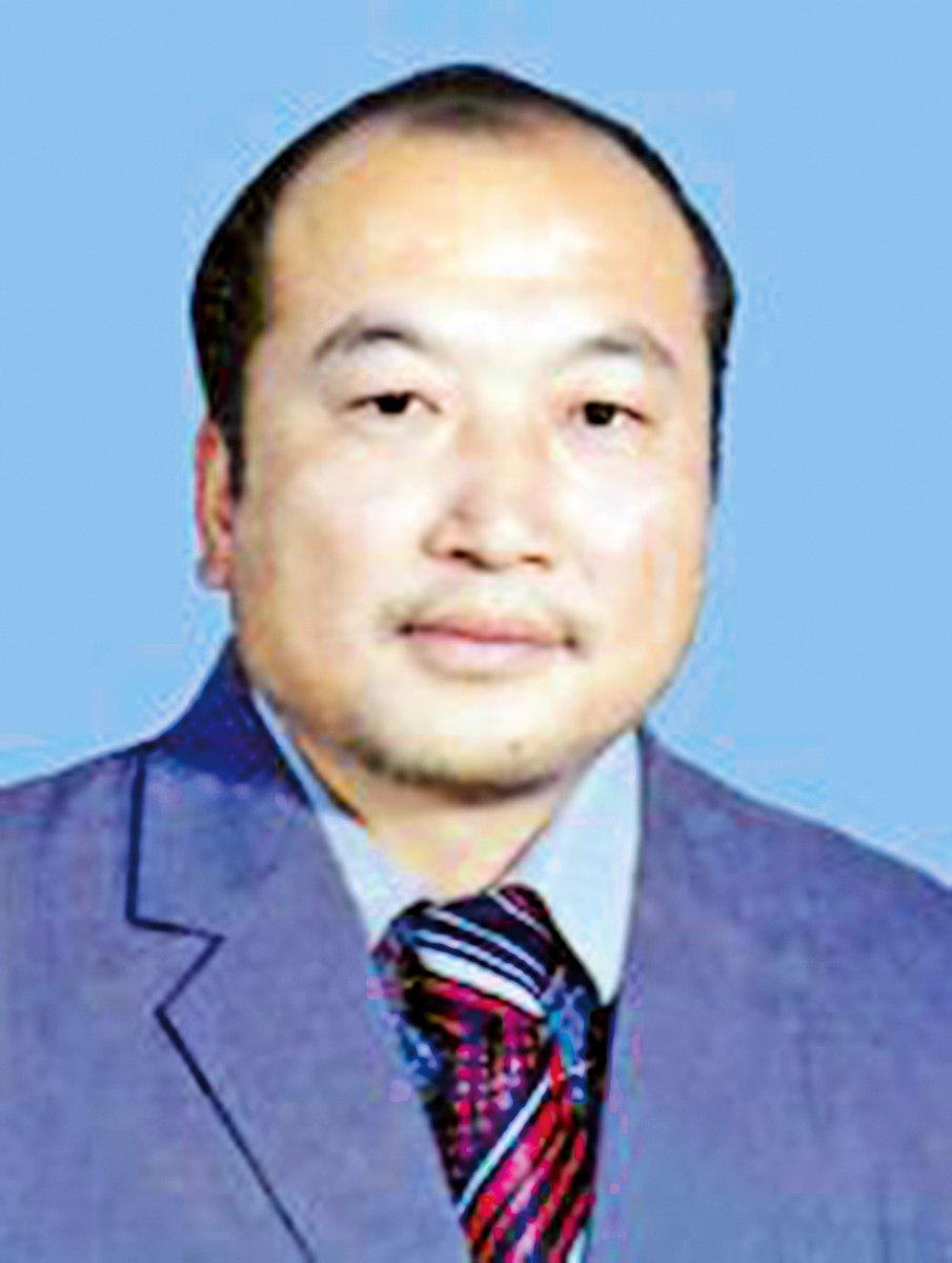 法輪功學員王大衛(明慧網)