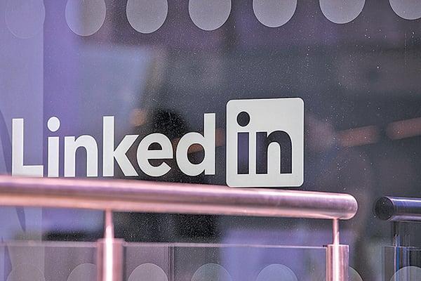 中共特務通過社交媒體Linkedin招募間諜。(大紀元資料室)