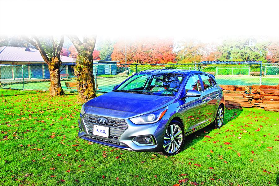 經濟之選 2019 Hyundai Accent Hatchback