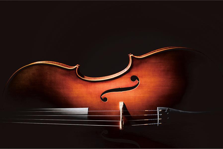 方外弦音 巴赫大提琴組曲㈣ 寶玉終出匣