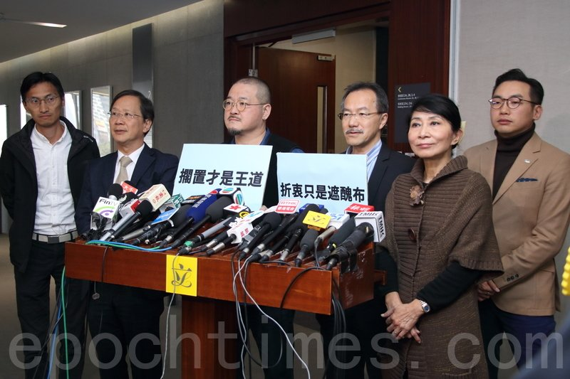 政府宣佈擱置三隧分流