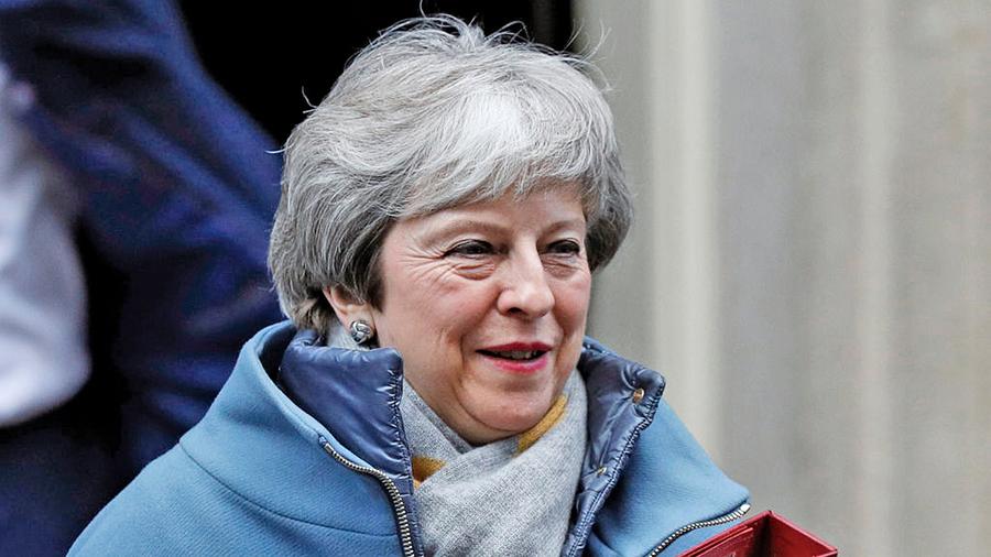 英首相脫歐B計劃難產