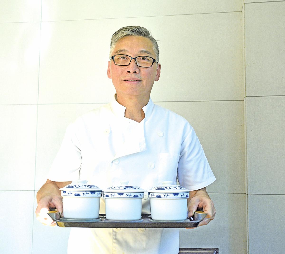 精研雲南料理的主廚江朝富,把雲南菜系加入台灣在地新元素。