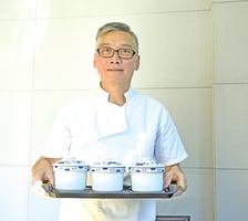 美味上菜 : 大廚介紹創意料理